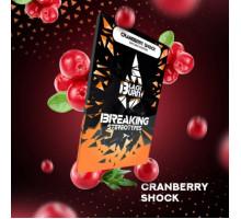 Табак для кальяна Black Burn Cranberry Shock (Черный Берн Кислая Клюква) 100 грамм