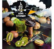 Табак для кальяна Black Burn Kiwi Stoner (Черный Берн Киви) 100 грамм