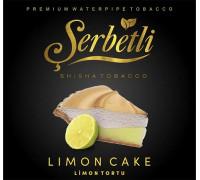 Табак для кальяна Serbetli Lemon Cake / Лимонный Кекс 50 грамм