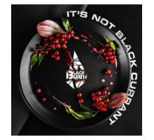 Табак для кальяна Black Burn It's Not Black Currant (Черный Берн Красная Смородина) 100 грамм