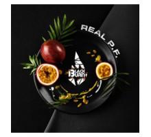 Табак для кальяна Black Burn Real P.F. (Черный Берн Маракуйя) 100 грамм