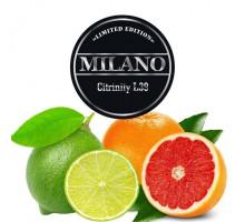 Табак для кальяна Milano Limited Edition Citrinity L39 (Цитринити) 100 грамм
