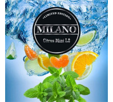 Табак для кальяна Milano Limited Edition Citrus MInt L8 (Цитрус Мята) 100 грамм