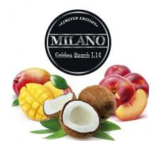 Табак для кальяна Milano Limited Edition Golden Beach L14 (Голден Бич) 100 грамм