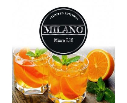 Табак для кальяна Milano Limited Edition Miora L18 (Миора) 100 грамм