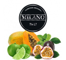 Табак для кальяна Milano Limited Edition Rio L7 (Рио) 100 грамм