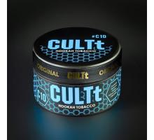 Табак для кальяна CULTt Blueberry Lime Ice / Лайм Черника Лёд C10 100 грамм