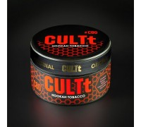 Табак для кальяна CULTt Cherry Tea /  Вишнёвый Чай С80 100 грамм