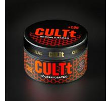 Табак для кальяна CULTt Blueberry Cherry / Черника Вишня C98 100 грамм