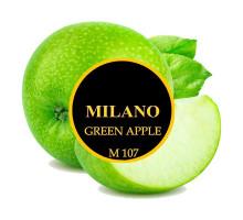Табак для кальяна Milano Green Apple M107 (Зеленое Яблоко) 100 грамм