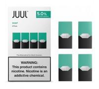 JUUL PODS (4 картриджи) — MINT 5% (оригинал)