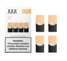 JUUL PODS (4 картриджи) — CREME 5% (оригинал)