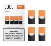JUUL PODS (4 картриджи) — MANGO 5% (оригинал)