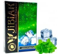 Табак для кальяна Jibiar Absolute Menthe / Абсолют Менте 50 грамм