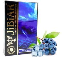 Табак для кальяна Jibiar Deep Blue / Дип Блю 50 грамм