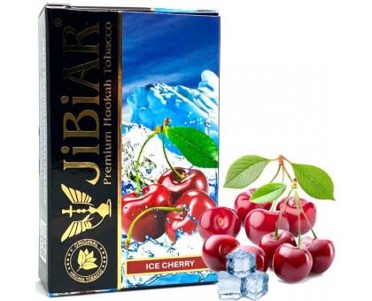 Табак для кальяна Jibiar Ice Cherry / Вишня Лед 50 грамм