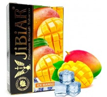 Табак для кальяна Jibiar Ice Mango / Манго Лед 50 грамм