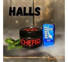 """Табак для кальяна Chefir Classic - Чефир Halls (Мятные Леденцы """"Холс"""") 100 грамм"""