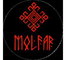 Табак для кальяна Molfar(Мольфар) Virginia Line Vendetta (Мольфар Вендетта) 60 грамм