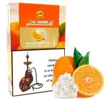 Табак для кальяна Al Fakher Orange with Cream / Апельсин и Сливки 50 грамм