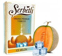 Табак для кальяна Serbetli Ice Melon / Ледяная дыня 50 грамм