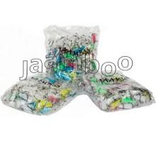 Мундштук для кальяна Jaamboo Конус цветной 100 шт
