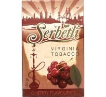 Табак для кальяна Serbetli Cherry / Вишня 50 грамм(Потекшая пачка)