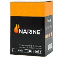 Уголь кокосовый Narine 1  kg(64шт)