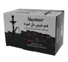 Уголь кокосовый уголь Neymar 2 кг ( 224 шт )
