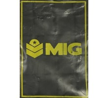 Уголь для кальяна MIG 1кг (72 шт), большой кубик