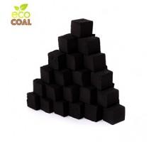 Уголь для кальяна Eco Coal 0,5 кг (36 шт), большой кубик