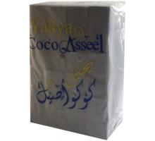 Уголь кокосовый Yahya Coco Asseel 1кг (72 шт), большой кубик