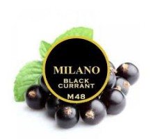 Табак для кальяна Milano Black Currant / Смородина M45 100 грамм