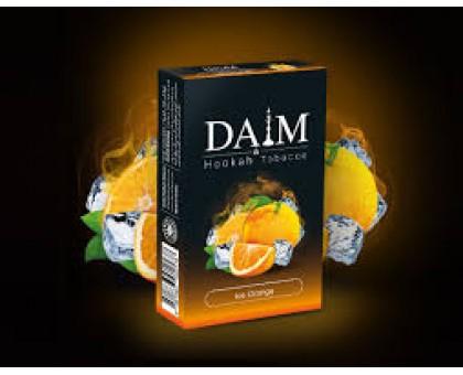 Табак для кальяна Daim Ice Orange / Ледяной Апельсин 50 грамм