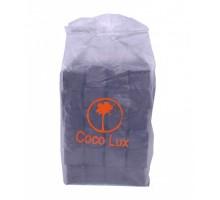 Уголь кокосовый Coco Lux без уп., 1кг (72 шт)