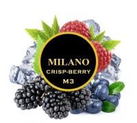 Табак для кальяна Milano Crisp-Berry M3 (Крисп Берри) 100 грамм