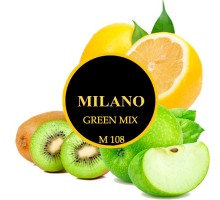 Табак для кальяна Milano Green Mix М108 (Грин Микс) 100 грамм