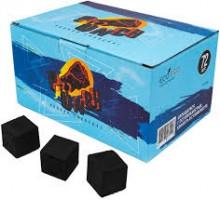 Уголь для кальяна Crown PUNCH 1кг (72шт) большой кубик