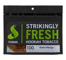 Табак для кальяна Fumari Aloha Mango  / Алоха Манго 100 грамм