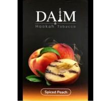 Табак для кальяна Daim Spiced Peach / Жареный Персик 50 грамм