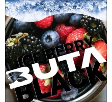 Табак для кальяна Buta Black Ice Berry (Малина Лед) 20 гр