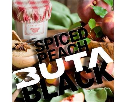 Табак для кальяна Buta Black Spiced Peach (Сладкий Персик) 20 гр