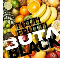 Табак для кальяна Buta Black Tutti Frutti (Тутти Фрутти) 20 гр