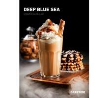 Табак для кальяна Darkside Core Line Deep Blue Sea (Дип Блу Си) 100 грамм