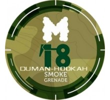 Табак для кальяна M18 Smoke Grenade Мята (Mint) 100 грамм