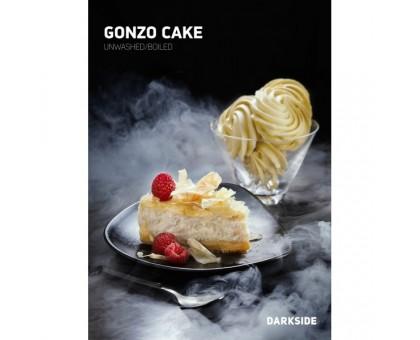 Табак для кальяна Darkside Core(Medium) Gonzo Cake (Гонзо Кейк) 100 грамм
