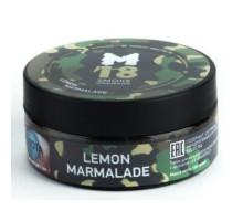 Табак для кальяна M18 Smoke Grenade Лимонный Мармелад (Lemon Marmalade) 100 грамм