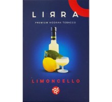 Табак для кальяна Lirra Limoncello / Лирра Лимончелло 50 грамм