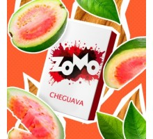 Табак для кальяна Zomo(Зомо) Cheguava / Чегуава (вкус сладких фруктов Гуавы) 50 грамм