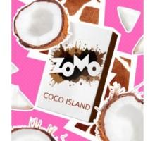 Табак для кальяна Zomo(Зомо) Coco island / Коко Айленд (сладкий вкус кокоса) 50 грамм